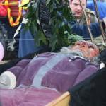 Pust, kateremu sodiju in obsodiju, ter se ga pokoplje